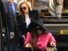 Lady Gaga seen in her wheelchair in New York City