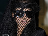 Lady GaGa leaving a studio in London