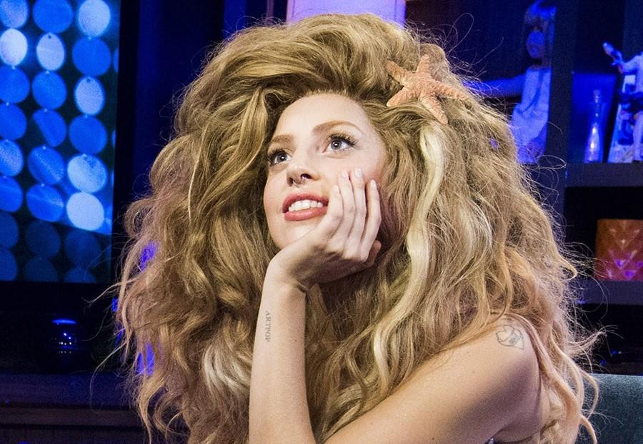 Lady Gaga dans Watch What Happens Live