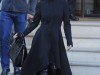 Lady Gaga Leaves Her London Hotel