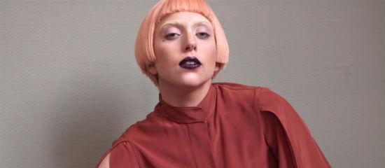 Lady Gaga dans The J Show