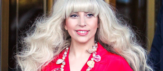 Lady Gaga à New York