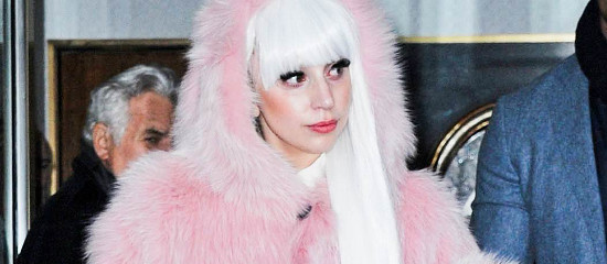 Lady Gaga de retour à New York