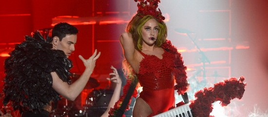 Lady Gaga Live At Roseland Ballroom - March 28, 2014