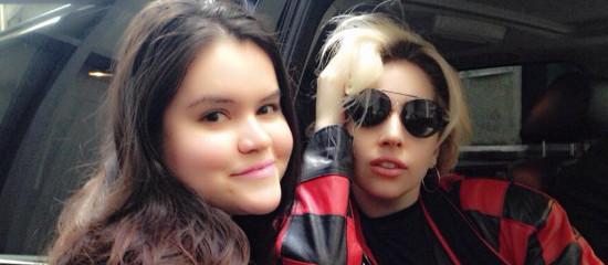 Lady Gaga à Chicago