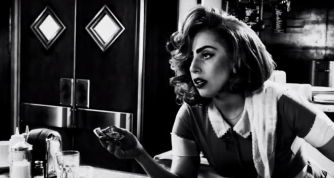 Lady Gaga dans Sin City 2