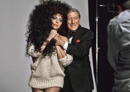 Lady Gaga & Tony Bennett pour H&M