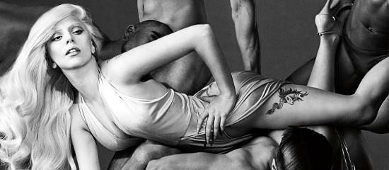 Nouveau parfum de Lady Gaga : 'Eau De Gaga'