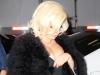 Lady Gaga enjoys a brisk bit of dogwalking