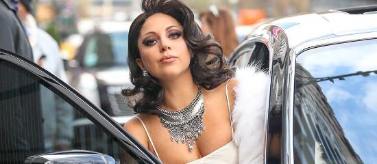 Lady Gaga aux Etats-Unis
