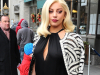 Lady Gaga out in New York