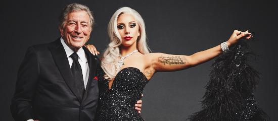Lady Gaga et Tony Bennett nominés aux EMA