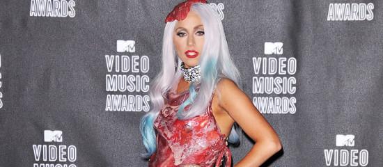 La robe en viande de Lady Gaga : 5 ans plus tard