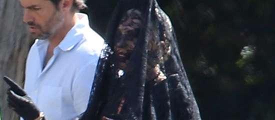 Lady Gaga sur le tournage d'AHS – Part 3
