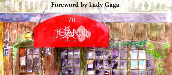 Lady Gaga et son père sortent un livre de recettes
