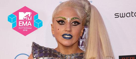 Lady Gaga est nominée aux MTV EMA