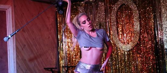 Lady Gaga // Perfect Illusion au Moth Club