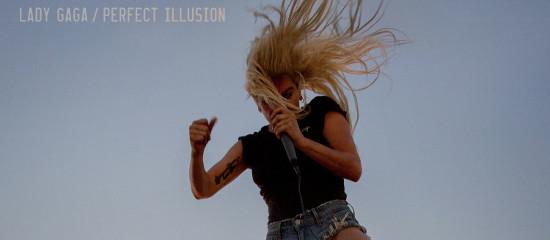 Perfect Illusion // Le Clip Officiel