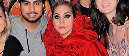 Lady Gaga en show privé pour T Magazine