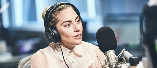 Lady Gaga en interview sur Beats1