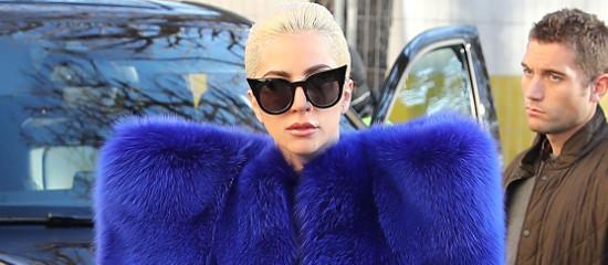 Paparazzis // Lady Gaga à Paris