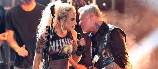 Gaga & Metallica // Répétitions