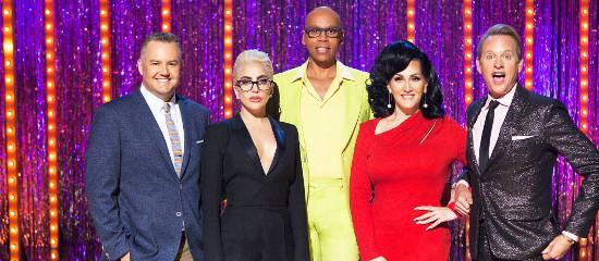 """<span class=""""entry-title-primary"""">Lady Gaga dans RuPaul's Drag Race</span> <span class=""""entry-subtitle"""">MAJ // Ajout de l'épisode en VOSTFR</span>"""