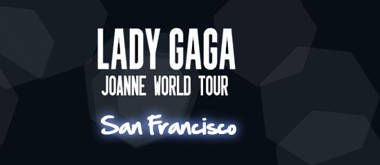 Joanne World Tour – San Francisco (13/08)