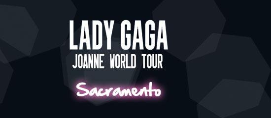 Joanne World Tour – Sacramento (15/08)