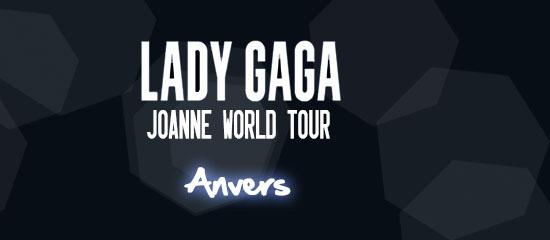 Joanne World Tour – Anvers (22/01)
