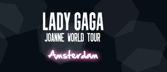 Joanne World Tour – Amsterdam (20/01)