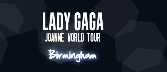 Joanne World Tour – Birmingham (31/01 – 01/02)