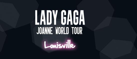 Joanne World Tour – Louisville (13/11)