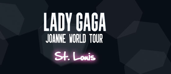 Joanne World Tour – St Louis (16/11)