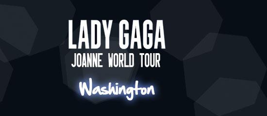 Joanne World Tour – Washington (19/11)