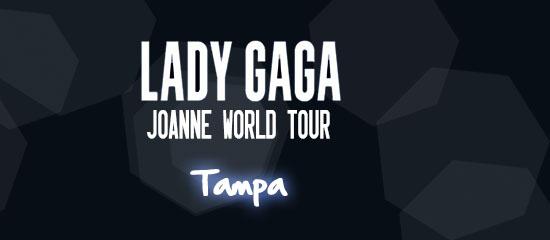 Joanne World Tour – Tampa (01/12)