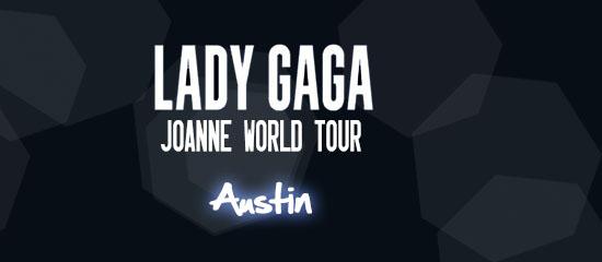 Joanne World Tour – Austin (05/12)
