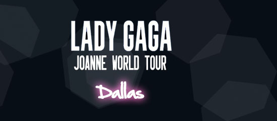 Joanne World Tour – Dallas (08/12)