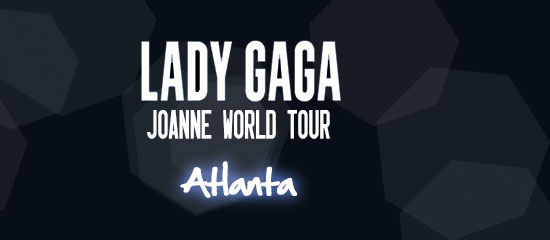 Joanne World Tour – Atlanta (28/11)