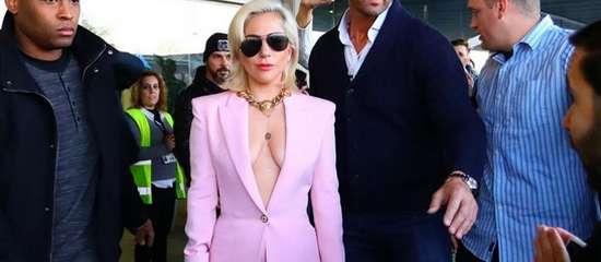 Lady Gaga à Barcelone