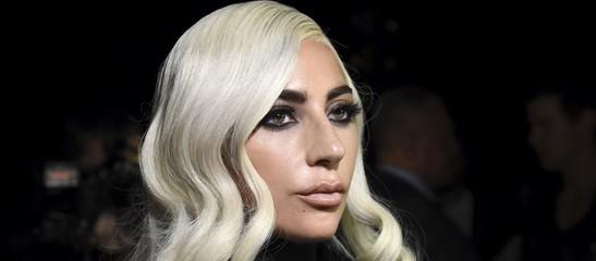 Lady Gaga à Paris