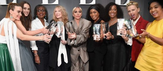 Lady Gaga au ELLE Women in Hollywood