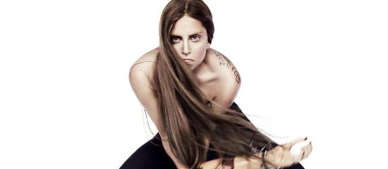 Lady Gaga dévoile une nouvelle photo ARTPOP!