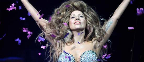 Lady Gaga à l'Itunes Festival