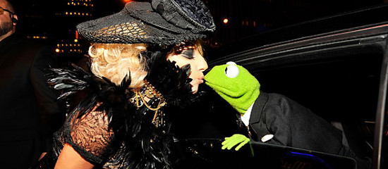 Lady Gaga dans « Muppets Most Wanted »