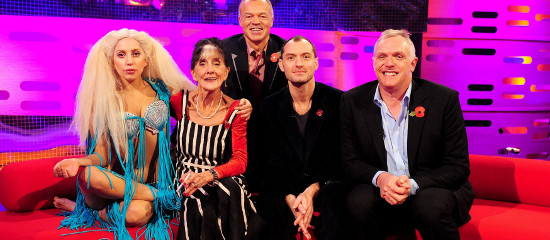 Lady Gaga au Graham Norton Show