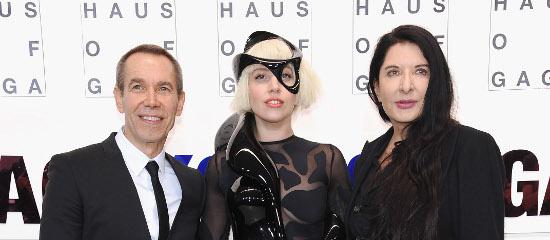 Lady Gaga présente l'ArtRAVE