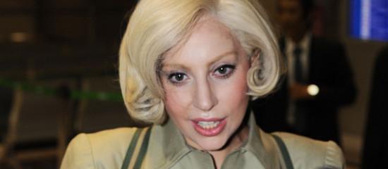 Lady Gaga à Tokyo