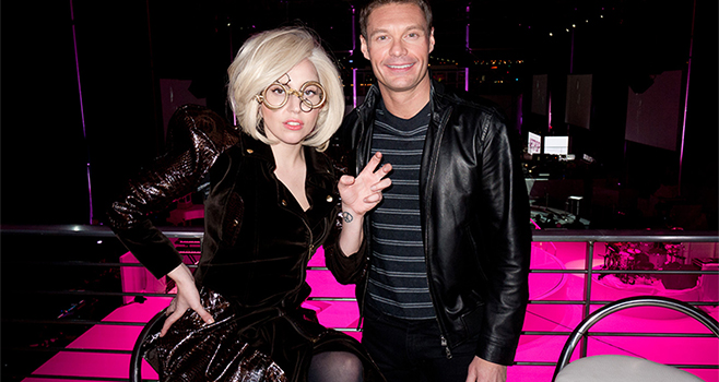 Album Release Party with Lady Gaga (iHeartRadio)