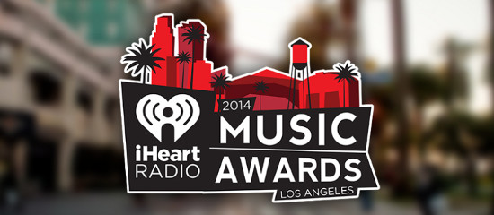 Nomination aux iHeartRadio Music Awards